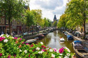 Traslochi Internazionali Roma Amsterdam