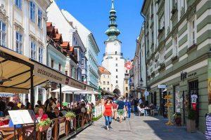 Traslochi Internazionali Roma Bratislava