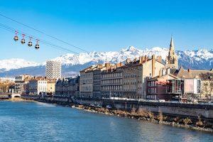 Traslochi Internazionali Roma Grenoble
