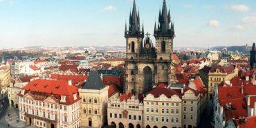Traslochi Internazionali Roma Praga