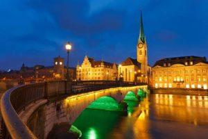 Traslochi Internazionali Roma Zurigo
